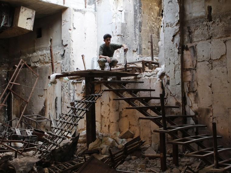 Syria violence - Jamil Smith - 9/4/2013