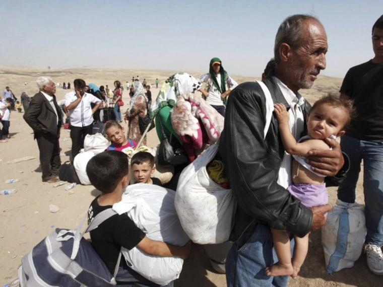 """Syrians strike """"could fail"""" - Michele Richinick - 09/05/2013"""