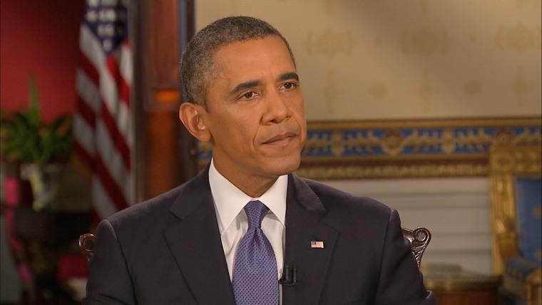 Obama on Guthrie NBC invu