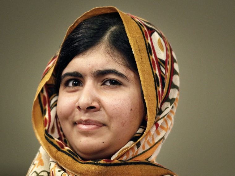 Malala Syrian Refugees Lebanon - Erin Delmore -09/10/2013