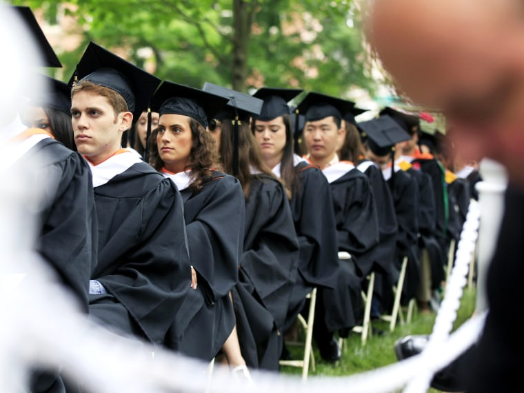 US News and World Report College Rankings - 09/10/2013