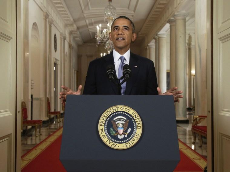 Barack Obama Syria Speech 3 - 09/10/2013