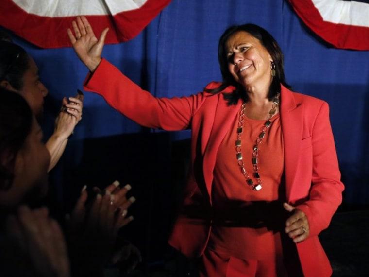 Angela Giron, Colorado Recall Vote - 09/11/2013