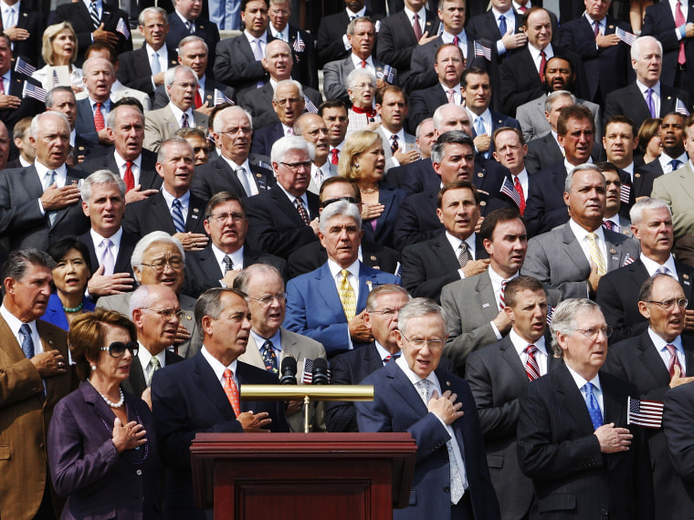 Members of the U.S. Congress - Abby Borowitz - 09/11/2013