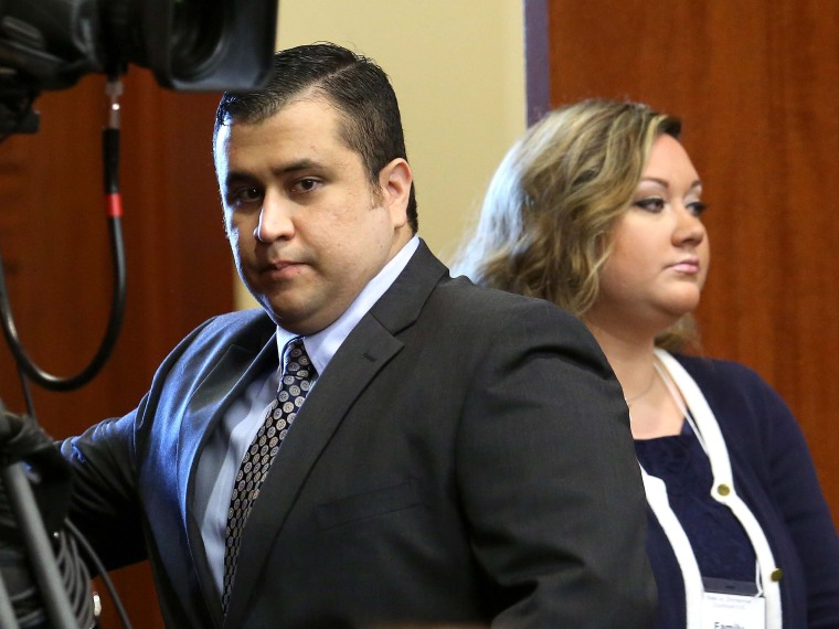 George Zimmerman, Shellie Zimmerman - Morgan Whitaker - 09/11/2013