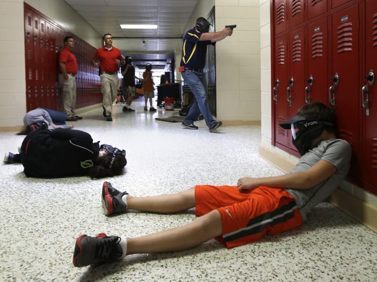 Arming Teachers, Arkansas - Clare Kim - 09/11/2013