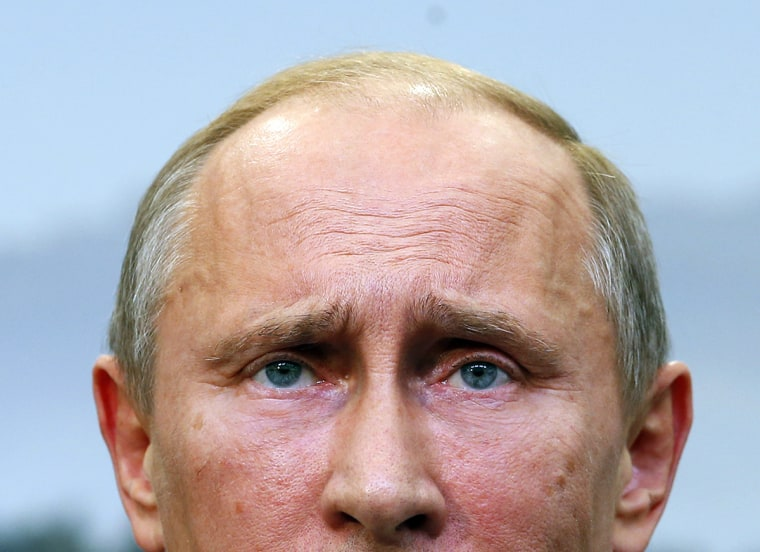 Kim - PUTIN'S MESSAGE TO AMERICA: YOU'RE NOT THAT SPECIAL - 9/12/13