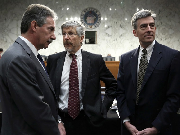 Senate Judiciary Cmte Holds Hearing On Oversight Of FISA Programs