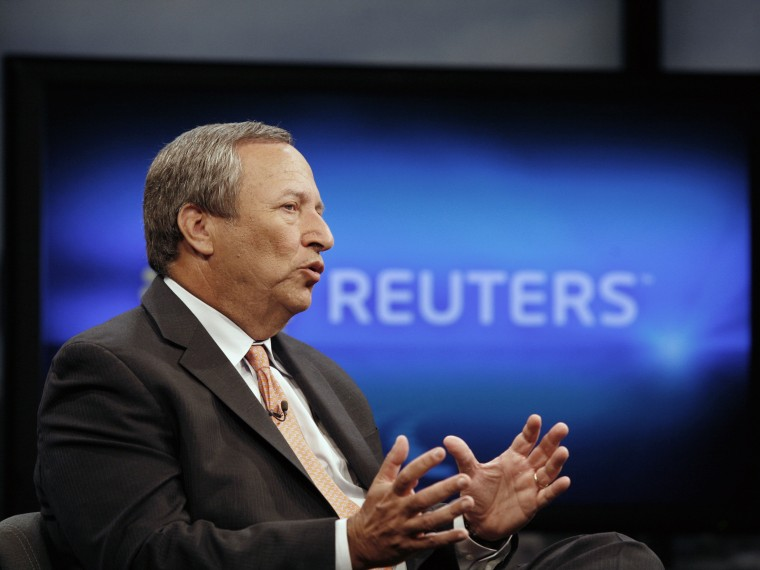 Lawrence Summers- 09/15/13