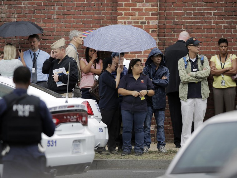 Twitter's reaction to the shooting - Abby Borowitz - 09/16/2013