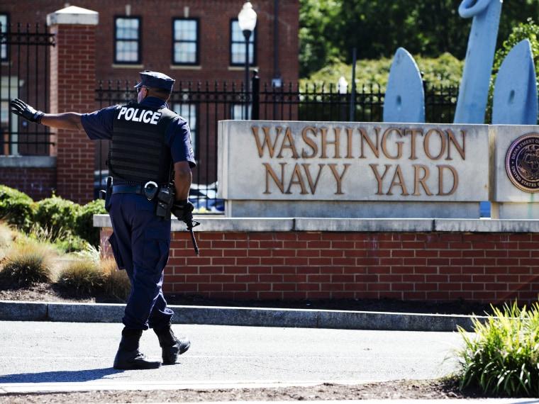 Navy Yard Shooting, security - Erin Delmore - 09/16/2013