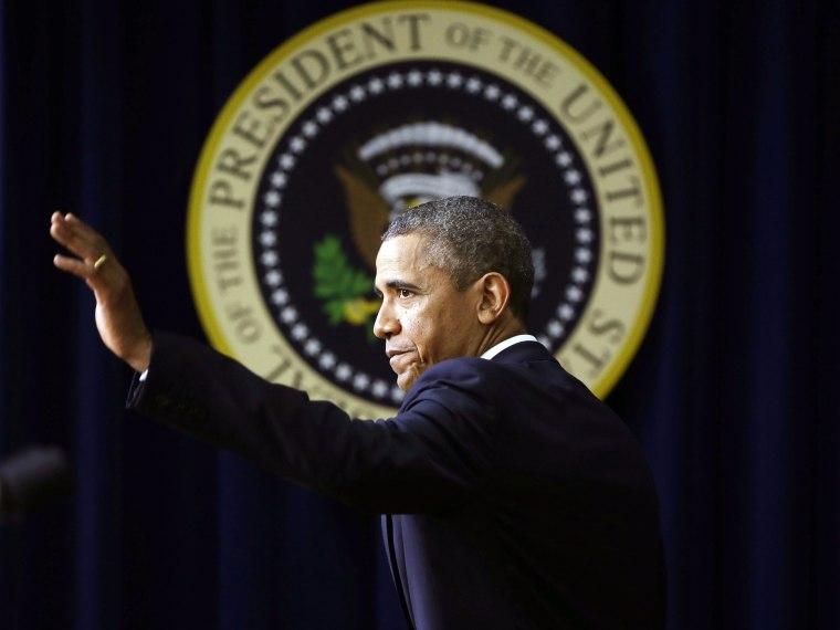Barack Obama Telemundo Interview - Sarah Muller - 09/17/2013