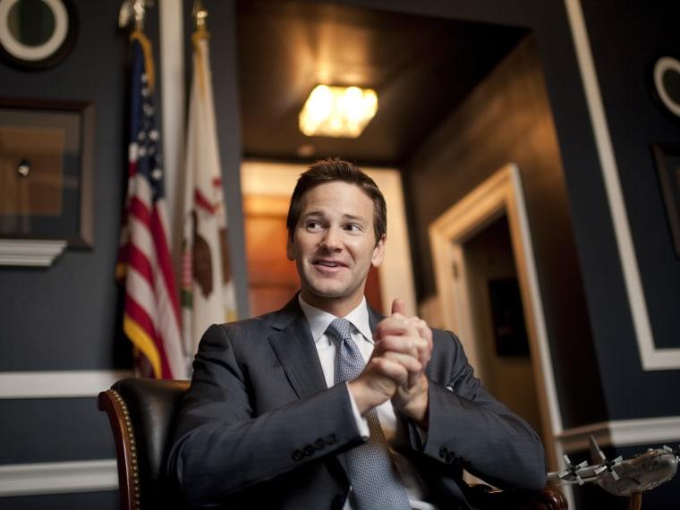 Aaron Schock, two members of congress find way to fight partisan gridlock - Sophie Kleeman - 09/18/2013
