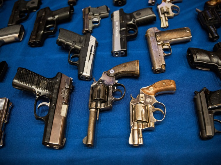 Gun control, n Congress' absence, Bloomberg fights on - Jane Timm - 09/18/2013