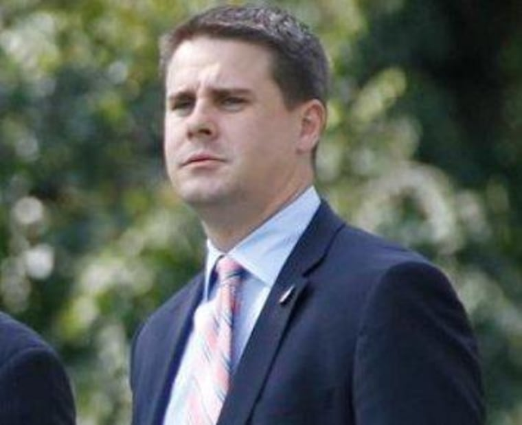 Senior White House adviser Dan Pfeiffer