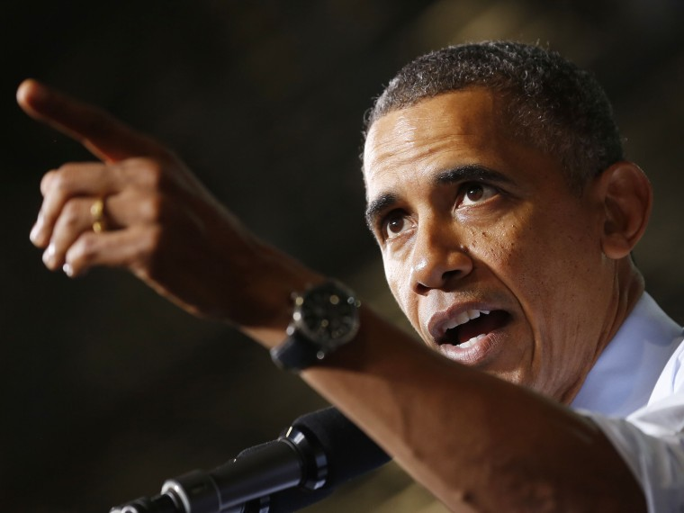 Obama Weekly Address- 09/21/13