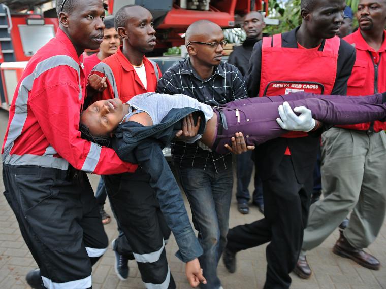 Kenya Attacks- 09/21/13