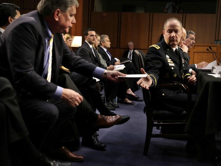 Senate Holds Hearing On Foreign Intelligence Surveillance Act Legislation