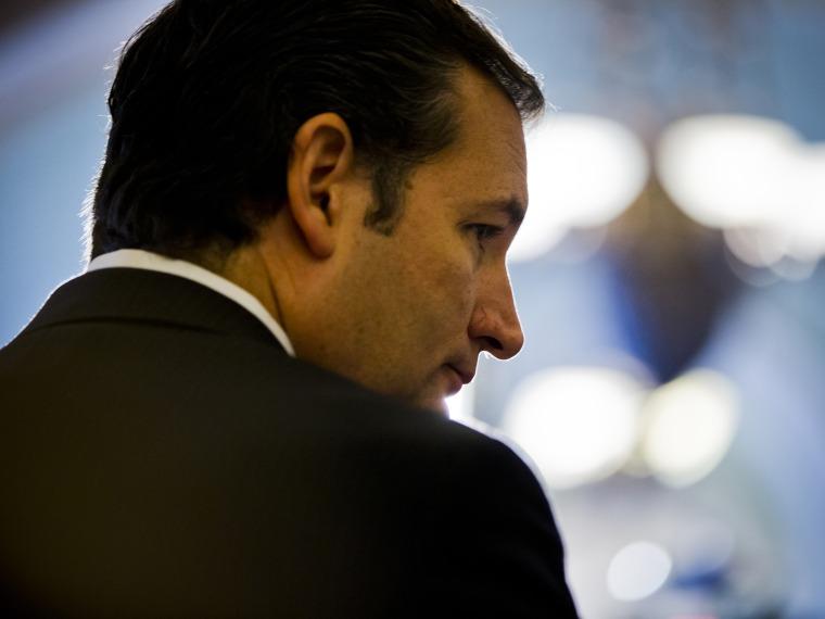 Cruz Post Senate Vote- 09/28/13