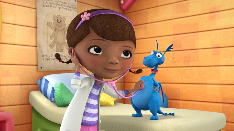 DOC MCSTUFFINS, STUFFY