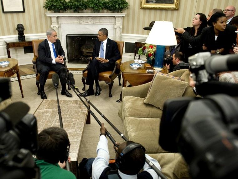 US-ISRAEL-POLITICS-OBAMA-NETANYAHU