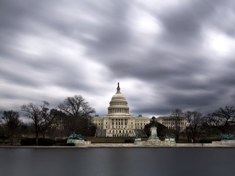 Government Shutdown Looms on Capitol Hill