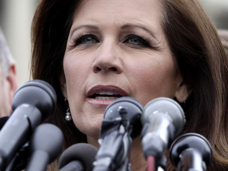 Michele Bachmann Crack Cocaine - Jane Timm - 10/01/2013