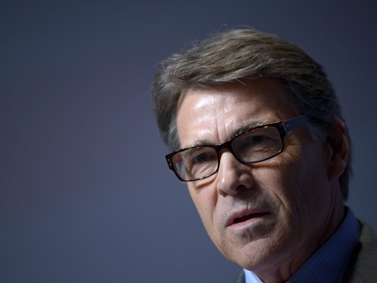 Rick Perry - Traci Lee - 10/02/2013
