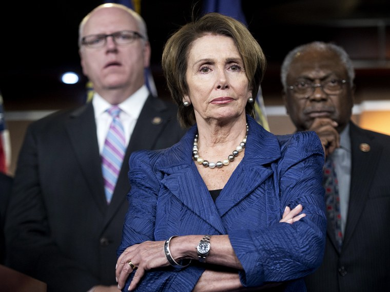 Immigration Reform Pelosi - Benjy Sarlin - 10/02/2013