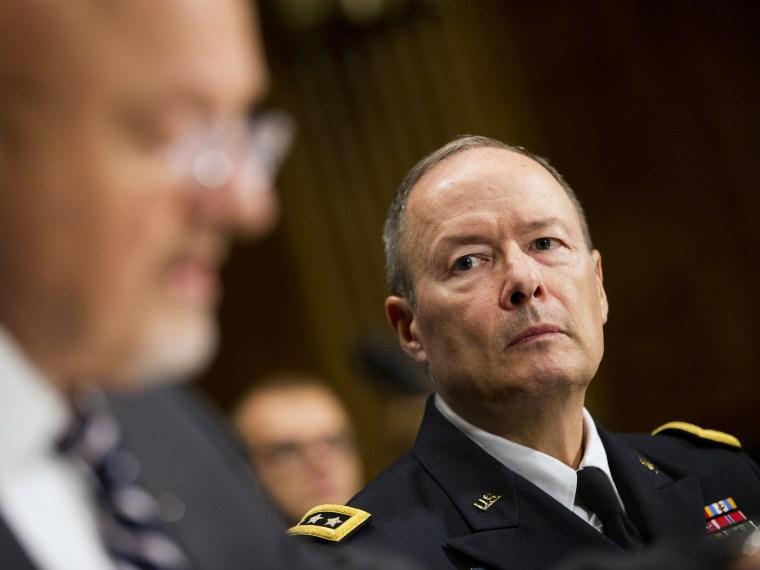 Keith Alexander, NSA