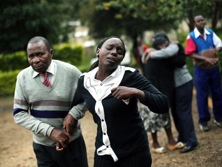 Kenya Terror Attacks