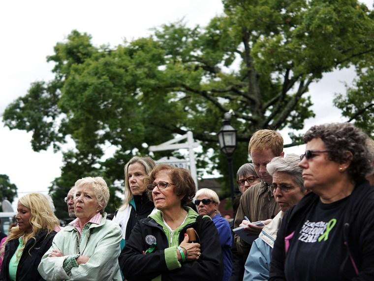 Newtown Residents Mark 6-Month Anniversary Of Sandy Hook Shootings