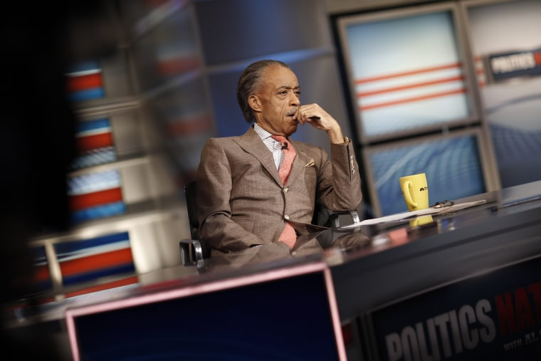 PoliticsNation Rev. Al Sharpton