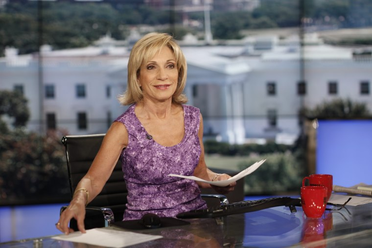 Andrea Mitchell Reports