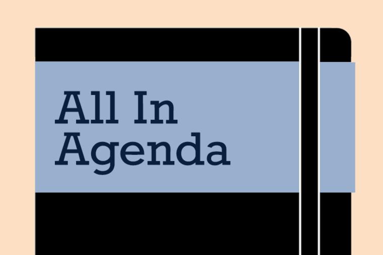 All In Agenda