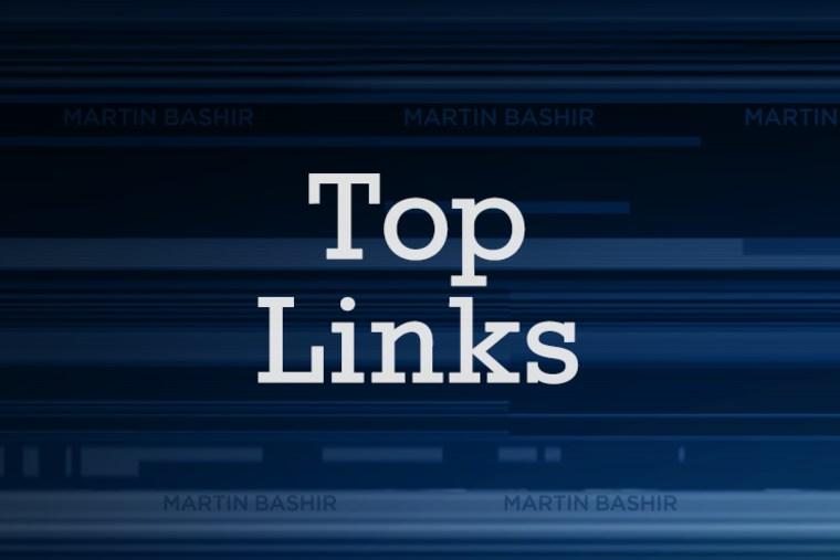 Martin Bashir Top Lines