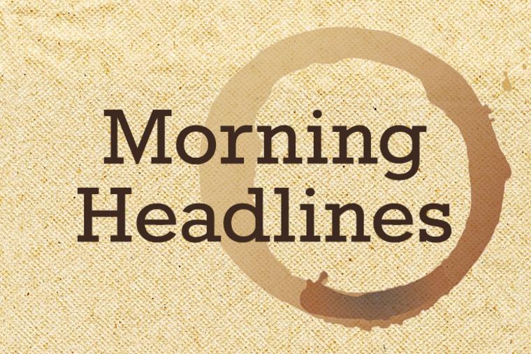 Morning JoeMorning Headlines