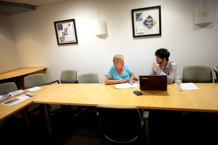 Navigators Help Floridians Sign Up For New Health Care Marketplace