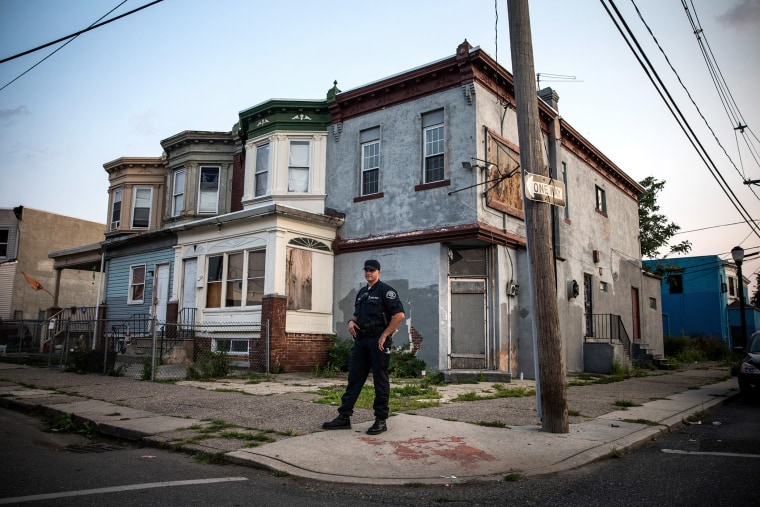 Camden Battles Crime And Poverty In Effort To Re-Vitalize Community
