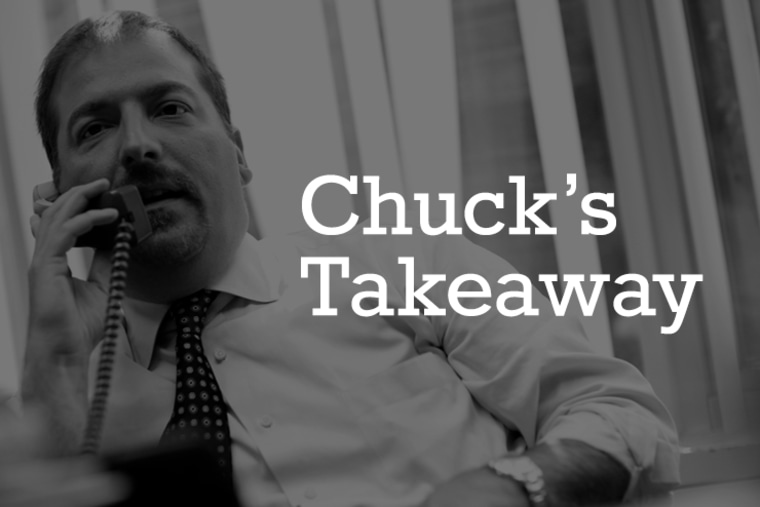 Chuck Todd's Takeaway