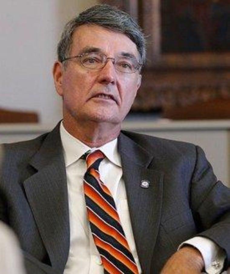 Oklahoma state Rep. Doug Cox (R)