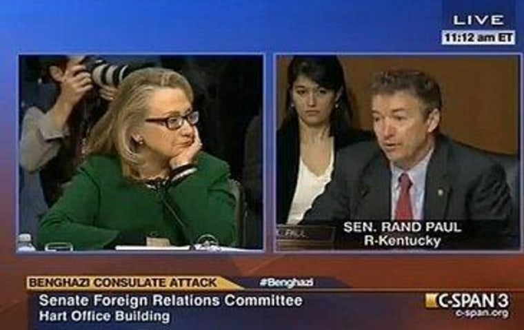 Sen. Rand 'I don't have any proof' Paul