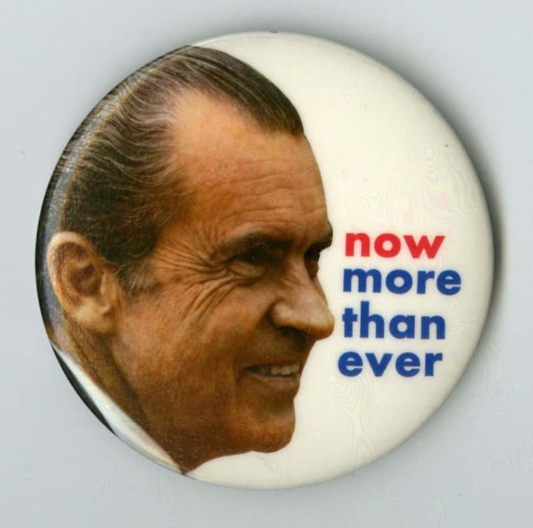 100 years of Nixon: Tan, rested and ready