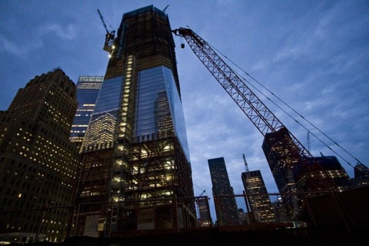 Reflections on post-bin Laden Ground Zero