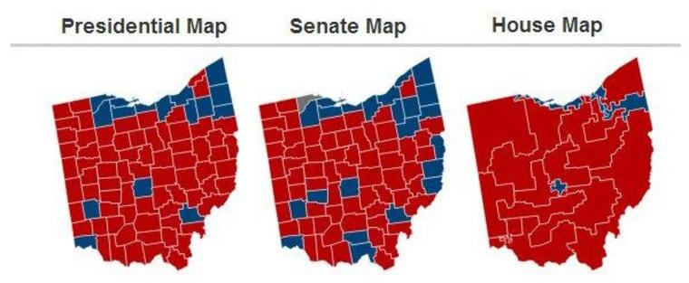 Bleak landscape for bipartisanship in Boehner's home district