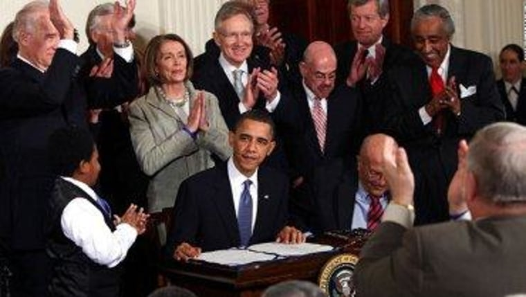 The GOP's love/hate relationship with 'Obamacare'