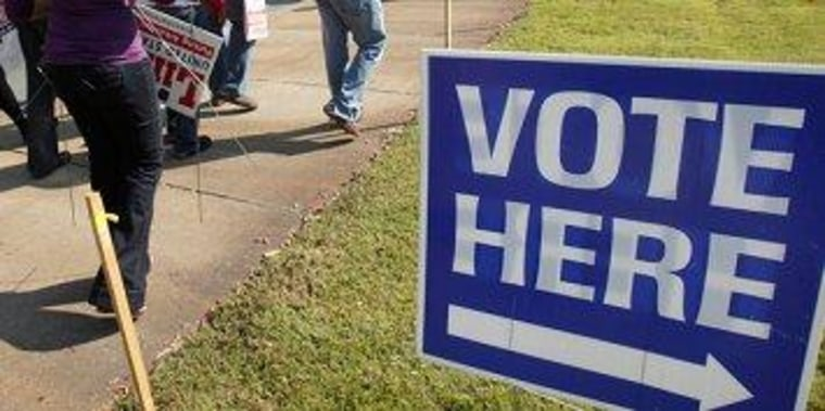 The costs of voter-ID laws