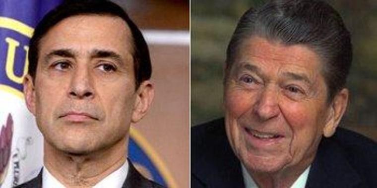 Reagan worship gone awry