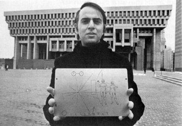 The Week in Geek returneth (Carl Sagan birthday edition)