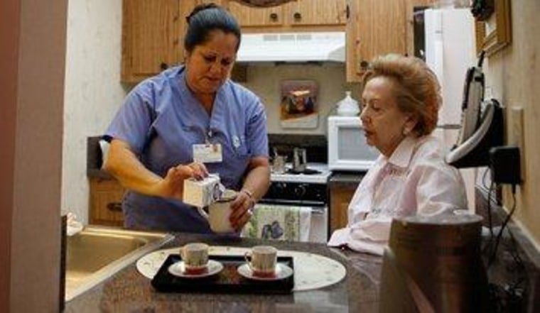 Health care law helps extend Medicare's fiscal health